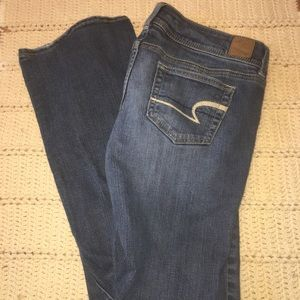 American Eagle Women's Slim Boot Jeans Size 8